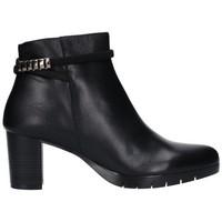 Sapatos Mulher Botins Patricia Miller 4081 H-502 Mujer Negro noir