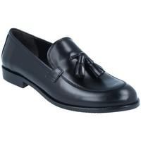 Sapatos Mulher Mocassins Luis Gonzalo Zapatos Mocasines para Mujer de  5133M Preto