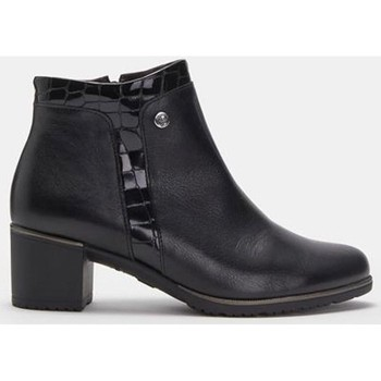 Sapatos Mulher Botins Pitillos 6338 Preto