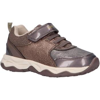 Sapatos Rapariga Multi-desportos Geox J04CMB 0PVEW J CALCO Gris