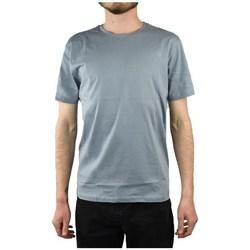 Textil Homem T-Shirt mangas curtas The North Face Simple Dome Tee Cinzento