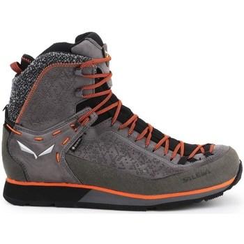 Sapatos Homem Sapatos de caminhada Salewa MS Trainer 2 Winter Gtx Preto, Cinzento