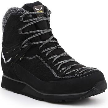 Sapatos Homem Sapatos de caminhada Salewa MS Mtn Trainer 2 Winter Preto
