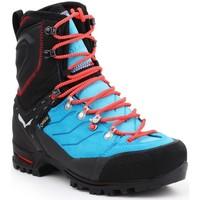 Sapatos Mulher Sapatos de caminhada Salewa WS Vultur EVO GTX 61335-8610 black, blue