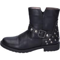 Sapatos Rapariga Botins It's For You Botins BK406 Preto
