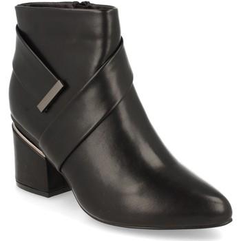 Sapatos Mulher Botins Prisska Y5675 Negro