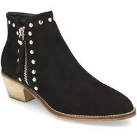 Sapatos Mulher Botins Prisska Y5680 Negro
