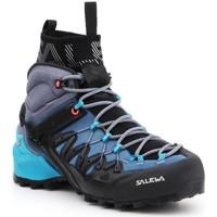Sapatos Mulher Sapatos de caminhada Salewa WS Wildfire Edge MID GTX 61351-8975 granatowy, grey, black
