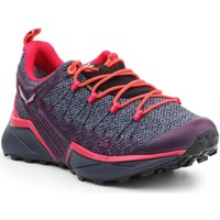 Sapatos Mulher Sapatos de caminhada Salewa WS Dropline GTX 61367-3853 purple, pink