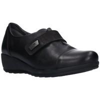 Sapatos Mulher Mocassins Dorking F1071 Mujer Negro noir