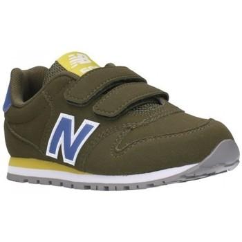 Sapatos Rapaz Sapatilhas New Balance IV500GR/YV500GR Niño Kaki vert
