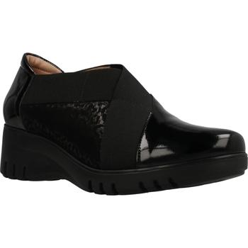 Sapatos Mulher chinelos Piesanto 195961 Preto