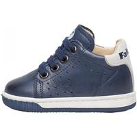 Sapatos Rapaz Sapatilhas Falcotto - Polacchino blu ADAM-0C02 BLU
