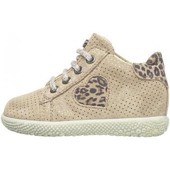 Sapatos Rapaz Sapatilhas Falcotto - Polacchino platino CARYB-0Q06 ROSA