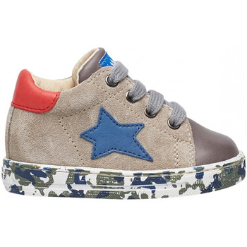 Sapatos Rapaz Sapatilhas Falcotto - Sneaker grigio SASHA-1B03 GRIGIO
