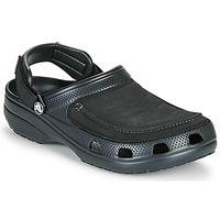 Sapatos Homem Tamancos Crocs YUKON VISTA II CLOG M Preto