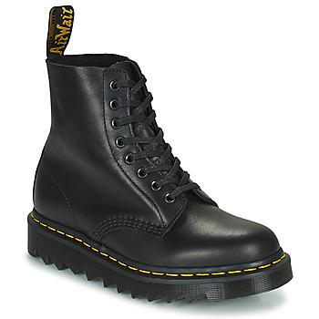 Sapatos Botas baixas Dr Martens 1460 PASCAL ZIGGY Preto
