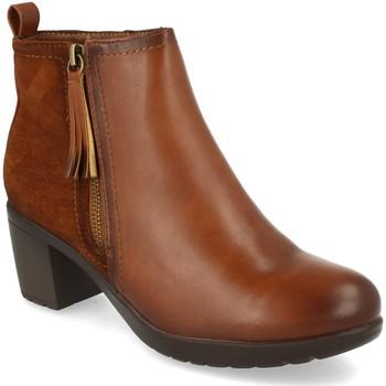 Sapatos Mulher Botins Virucci VR0-107 Camel