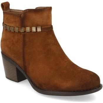 Sapatos Mulher Botins Virucci VR0-152 Camel
