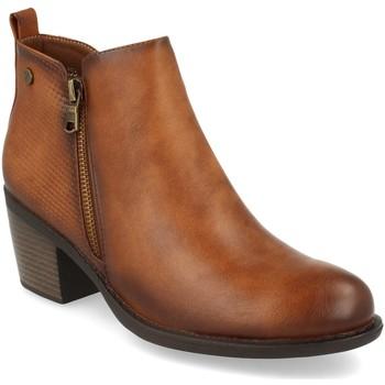 Sapatos Mulher Botins Virucci VR0-153 Camel