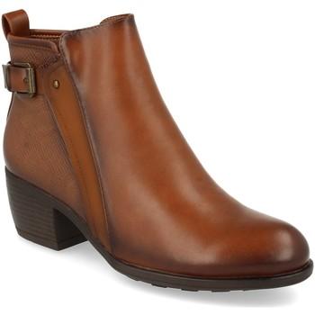 Sapatos Mulher Botins Virucci VR0-161 Camel