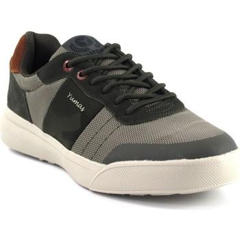 Sapatos Homem Sapatilhas Yumas MACKAY Verde