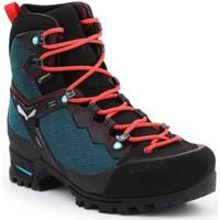 Sapatos Mulher Sapatos de caminhada Salewa WS Raven 3 GTX 61344-8736 green, black, red