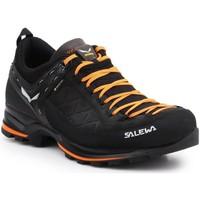 Sapatos Homem Sapatos de caminhada Salewa MS MTN Trainer 2 GTX 61356-0933 black, orange