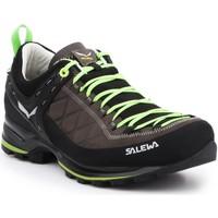 Sapatos Homem Sapatos de caminhada Salewa MS MTN Trainer 2 L 61357-0471 brown, black, green
