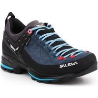 Sapatos Mulher Sapatos de caminhada Salewa WS MTN Trainer 2 GTX 61358-8679 granatowy, black
