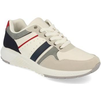 Sapatos Homem Sapatilhas Tony.p ABX007 Blanco