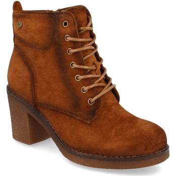Sapatos Mulher Botins Virucci VR0-159 Camel
