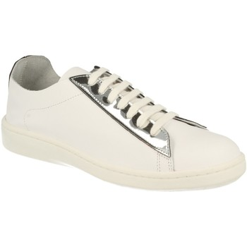 Sapatos Mulher Sapatilhas Feuchas FEBR01 Plata