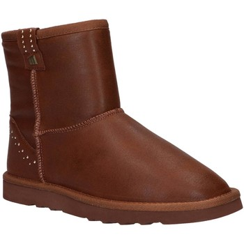 Sapatos Mulher Botins MTNG 50081 Marr?n