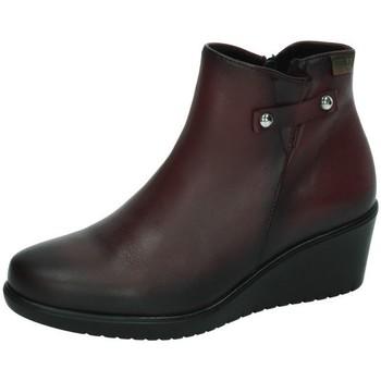 Sapatos Mulher Botas baixas 48 Horas  Violeta