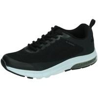 Sapatos Mulher Sapatilhas B&w  Preto
