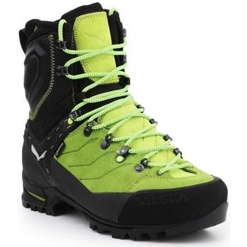 Sapatos Homem Botas baixas Salewa MS Vultur Evo Gtx Verde claro,Preto