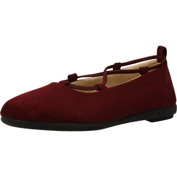 Sapatos Rapariga Sapatos & Richelieu Vulladi 6411 678 Vermelho
