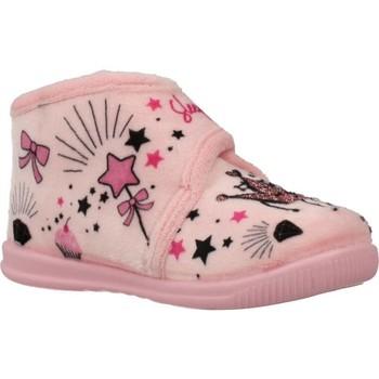 Sapatos Rapariga Chinelos Vulladi 8117 140 Rosa