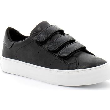 Sapatos Mulher Sapatilhas No Name Arcade Straps Noir