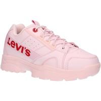 Sapatos Rapariga Multi-desportos Levi's VSOH0052S SOHO Rosa