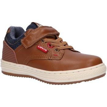 Sapatos Rapaz Multi-desportos Levi's VYHK0012S NEW FAINO LOW Marr?n