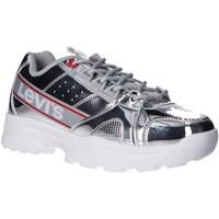 Sapatos Criança Multi-desportos Levi's VSOH0051S SOHO Blanco