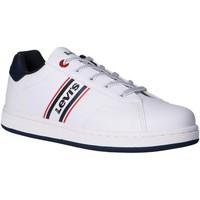 Sapatos Criança Multi-desportos Levi's VADS0041S BRANDON LACE Blanco