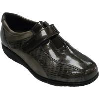 Sapatos Mulher Sapatos Doctor Cutillas Sapato de velcro feminino especial para gris