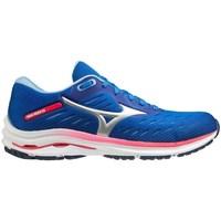 Sapatos Mulher Sapatilhas de corrida Mizuno Wave Rider 24 Azul