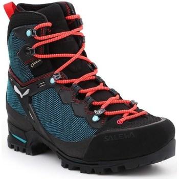 Sapatos Mulher Sapatos de caminhada Salewa WS Raven 3 Gtx Preto,Verde