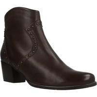 Sapatos Mulher Botins Regarde Le Ciel ISABEL83 Marron