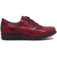 Sapatos Mulher Sapatos Fluchos Zapatos  F1078 Picota Vermelho