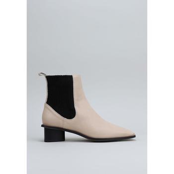 Sapatos Mulher Botins Krack ABIGAIL Bege